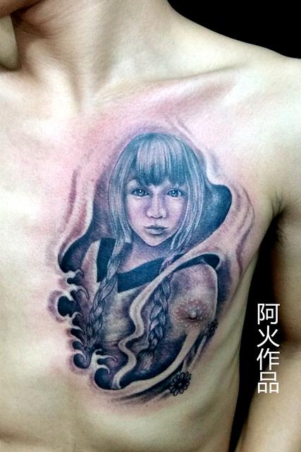 2015 - 广州天火纹身